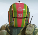 Tachanka Racer Headgear
