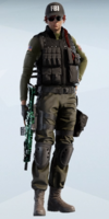 Ash Demolitions Olive Uniform