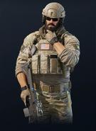 R6 Blackbeard SR-25