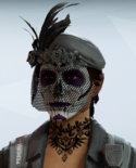 Caveira Death Headgear