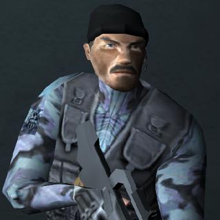 Price wearing Street suit