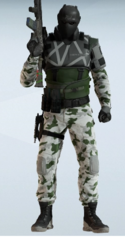 Vigil Snow Pine Uniform
