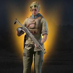 Valkyrie's Elite suit