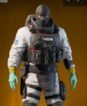 Lion Decon Uniform