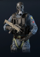 Smoke - FMG-9 (White Noise)