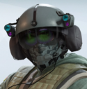 Jager Shadow Brine Headgear