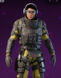 Ying Decon Uniform