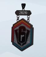 S.I. 2020 Finisher Charm