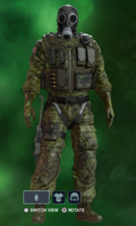 Smoke Sewer Grime Uniform