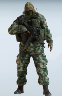 Kapkan Russian Taiga Uniform