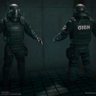 Montagne (In-game)