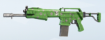 Caveira's Gift Weapon Skin