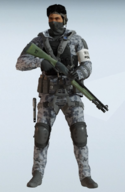 Echo Virtual Abyss Uniform
