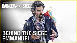 Rainbow Six Siege Emmanuel Bajolle – Operators of Siege Behind the Siege Ubisoft NA