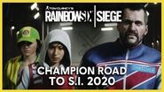 Rainbow Six Siege Road to SI New Mode and Map Gameplay Ubisoft NA