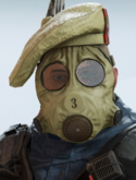 Sledge First War Headgear