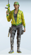 Competitor Caveira '20 Uniform