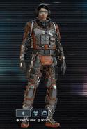 Ying Chrome Person Uniform