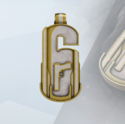 Crafted Six Charm