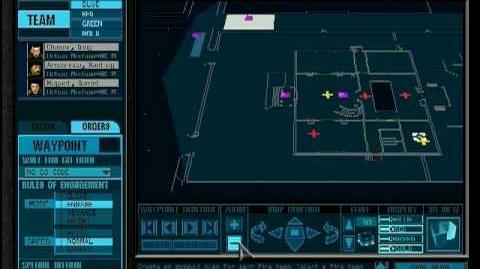 LPRS1 Mission 1 Operation Steel Wind