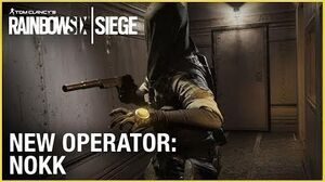 Rainbow Six Siege Operation Phantom Sight - Nøkk Trailer Ubisoft NA