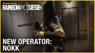 Rainbow Six Siege Operation Phantom Sight - Nøkk Trailer Ubisoft NA