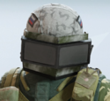 Tachanka Hailstorm Headgear
