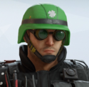 Thermite Leprechaun Headgear
