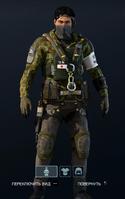 Echo SATParatrooper Uniforn