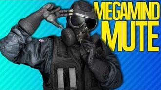 MEGAMIND MUTE Rainbow Six Siege-0