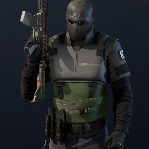 Dokkaebi armed with <a href=