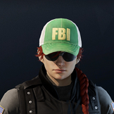 Ash Trucker Headgear