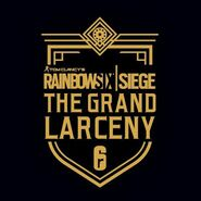The Grand Larceny Logo