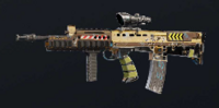 Dust Line L85A2 Skin