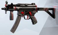 Fallen Sun MP5K Skin