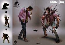 Rainbow Six Siege - Grunt Concept by Arman Akopian