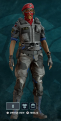 Alibi Nighthaven Prototype Uniform