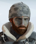 Buck Slate Grey Headgear