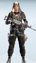 Hibana Voltage Uniform