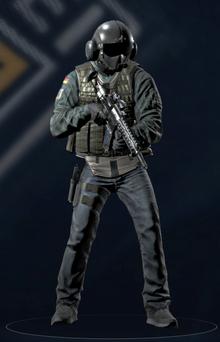 Jäger 416-C Carbine