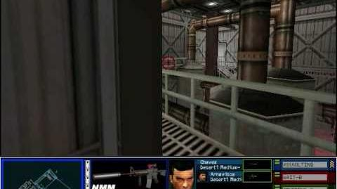 Tom Clancy's Rainbow Six Rogue Spear - Covert Operations Mission 03 - Operation - Brazen Heart