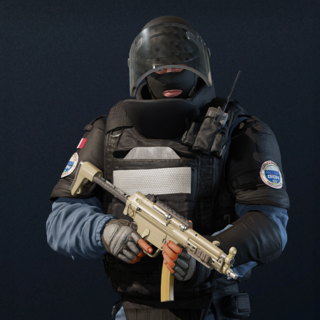 Rook armed with an <a href=