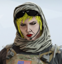 Valkyrie Pop Art Headgear