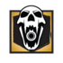 Blackbeard badge