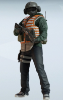 Jager Retter Uniform