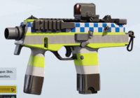 Reflective Law SPSMG9 Skin