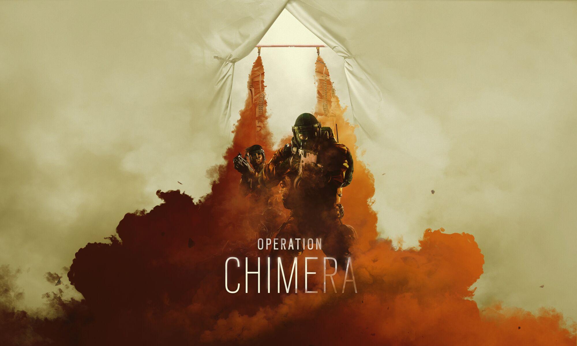 Tom Clancy's Rainbow Six Siege: Operation Chimera   Rainbow Six Wiki
