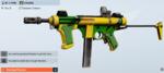 Competitor Caveira 20 Weapon Skin