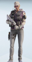 IQ Sonoran Chill Uniform