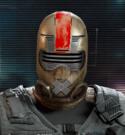 Mute Copper Automaton Headgear